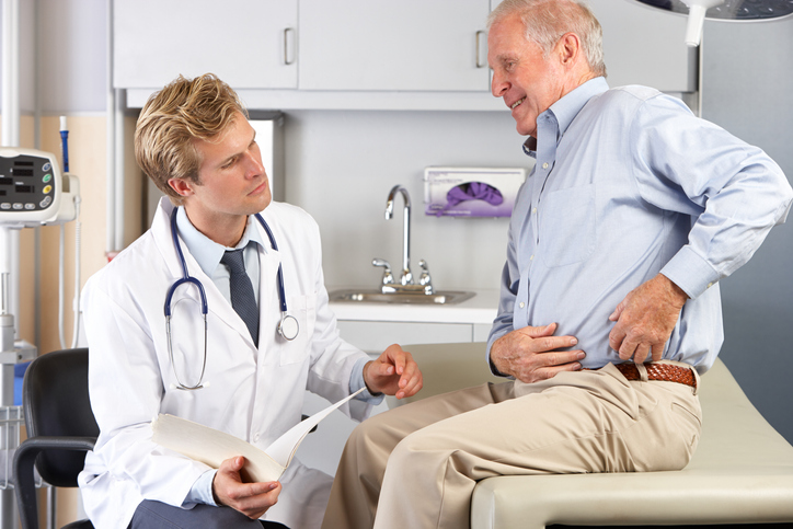 In Many Cases, Hip Replacement Eases Back Pain